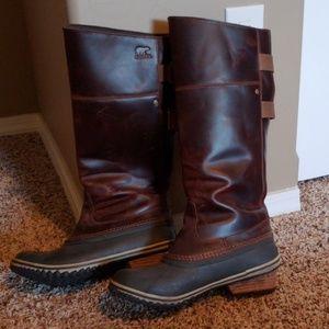 Sorel Slimpack tall boots